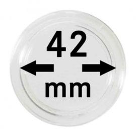 Muntcapsule 42 mm