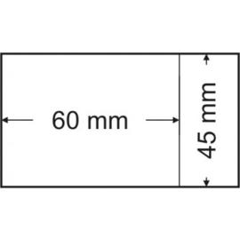 Pergamijnzakjes 45 x 60 mm
