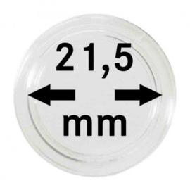 Muntcapsule 21,5 mm