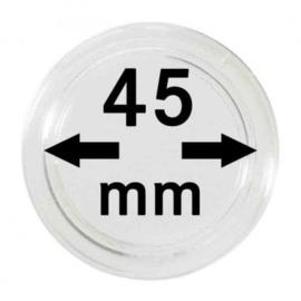 Muntcapsule 45 mm