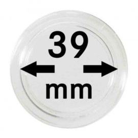 Muntcapsule 39 mm