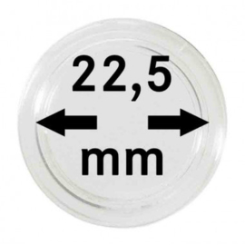 Muntcapsule 22,5 mm
