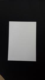 Insteekkaart Speelkaarten Wit