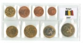 Verpakkingsstrips Set Euromunten