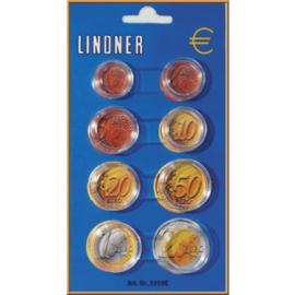 Set Muntcapsules voor Euromunten