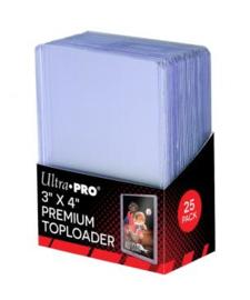 Ultra Pro Toploader 3x4 inch Premium