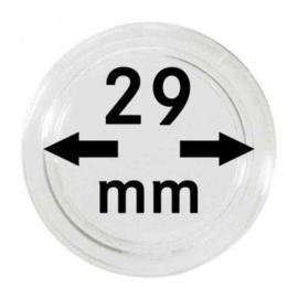Muntcapsule 29 mm