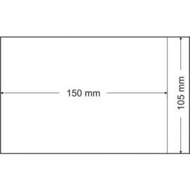 Pergamijnzakjes 105 x 150 mm