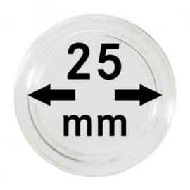 Muntcapsule 25 mm
