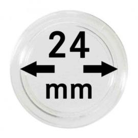 Muntcapsule 24 mm