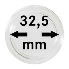 Muntcapsule 32,5 mm