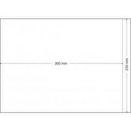 Pergamijnzakjes 230 x 300 mm