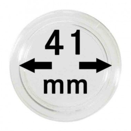 Muntcapsule 41 mm