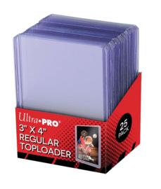 Ultra Pro Toploader 3x4 inch Regular