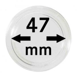 Muntcapsule 47 mm