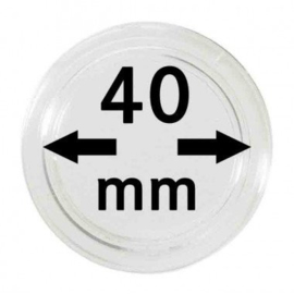 Muntcapsule 40 mm