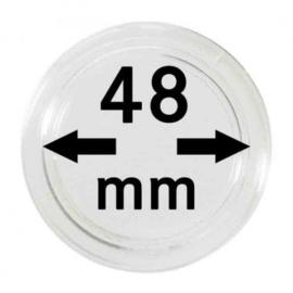 Muntcapsule 48 mm
