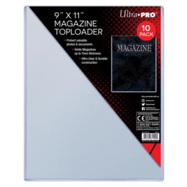 Ultra Pro Toploader Magazine