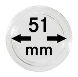 Muntcapsule 51 mm