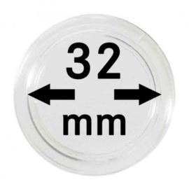 Muntcapsule 32 mm