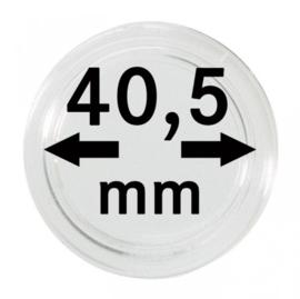 Muntcapsule 40,5 mm