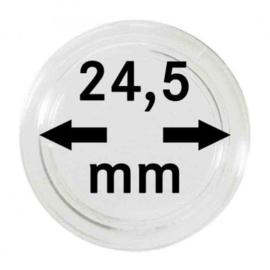 Muntcapsule 24,5 mm