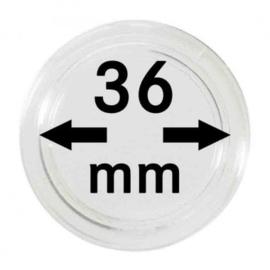 Muntcapsule 36 mm