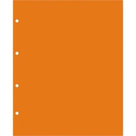 Schutblad Mignon Oranje