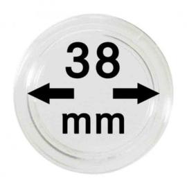 Muntcapsule 38 mm