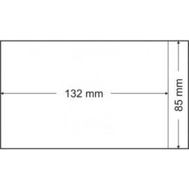 Pergamijnzakjes 85 x 132 mm