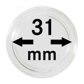 Muntcapsule 31 mm