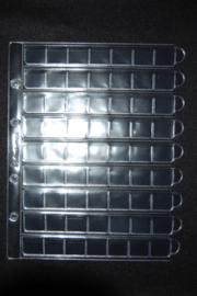 Muntblad M63 Schuifjes