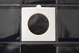 Munthouder 43 mm nietbaar