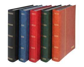 Lindner Insteekalbum 1169S Zwart 30 blads