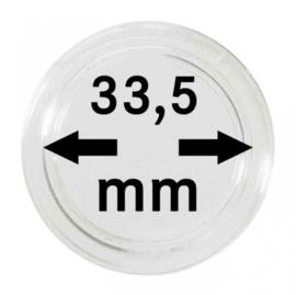 Muntcapsule 33,5 mm