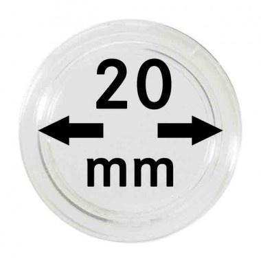 Muntcapsule 20 mm