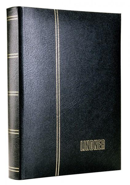 Lindner Luxus Insteekalbum Leder 30 blads