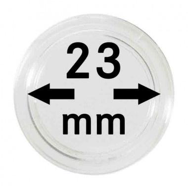 Muntcapsule 23 mm