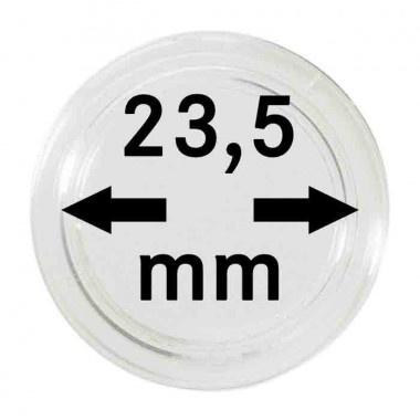 Muntcapsule 23,5 mm