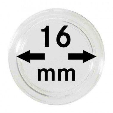 Muntcapsule 16 mm