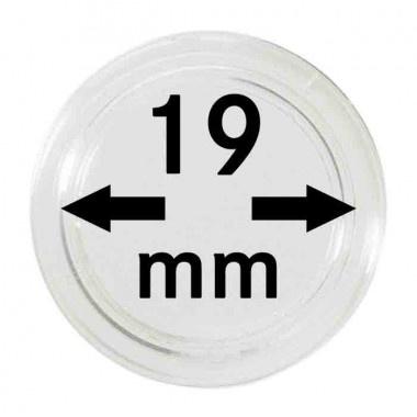 Muntcapsule 19 mm
