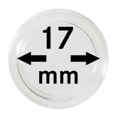 Muntcapsule 17 mm