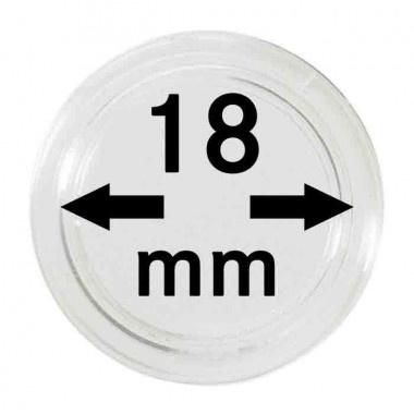 Muntcapsule 18 mm