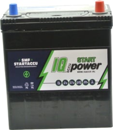IQ START-power