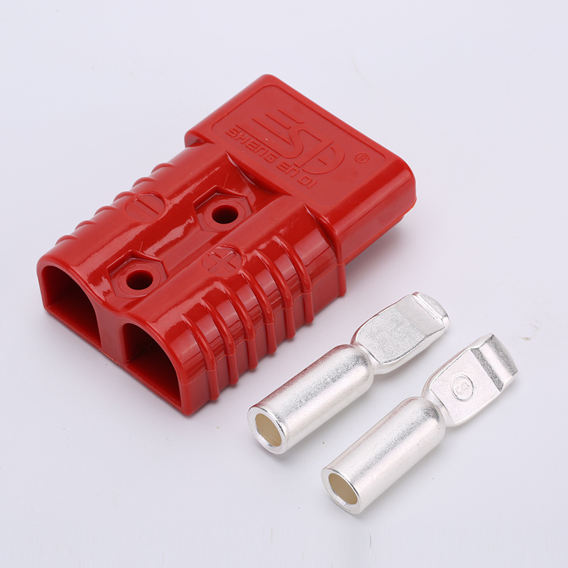 SB connector 350A rood 70mm²