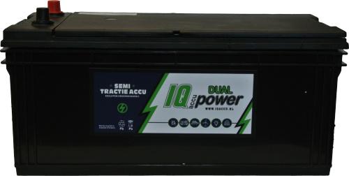 DUAL-POWER 225Ah