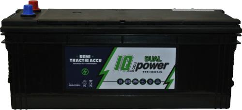DUAL-POWER 180Ah