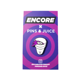 P&J X ENCORE DOUBLE CUP LEAN PIN