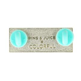 P&J X COLORFUL PIN