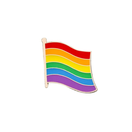 RAINBOW FLAG (LGBT) PIN